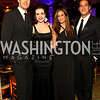 Photo by Tony Powell. Jonas and Carolina Furukrona, Erika Gutierrez, Jordan Rabin. Noche de Gala 2010. Mayflower Hotel. September 14, 2010